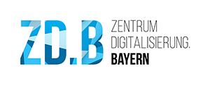 Logo Zentrum Digitalisierung Bayern